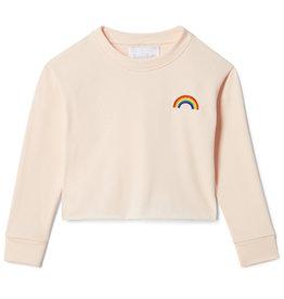 iloveplum Summer Cropped Sweatshirt