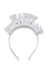 iloveplum Happy Birthday Headband