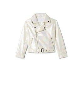 iloveplum Maui Leather Jacket