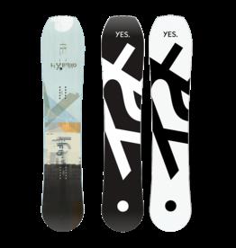 YES Hybrid Snowboard