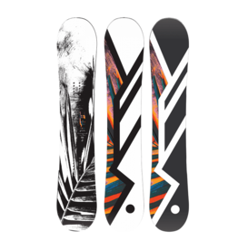 YES Hel Yes Womens Snowboard