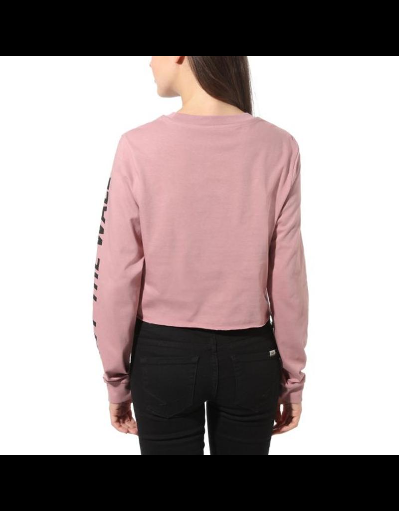 Vans Castmore L/S Crop Shirt