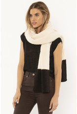 Amuse Society Cozy Up Knit Scarf