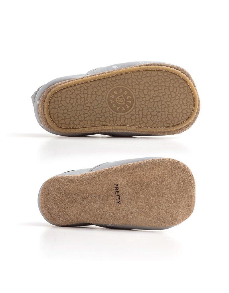 Pretty Brave Slip On Baby Shoe