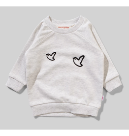 Munster Kids Birch Fleece Crew