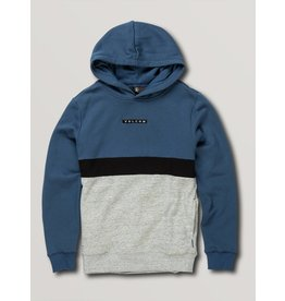 VOLCOM Big Boys Single Stone Division Pullover