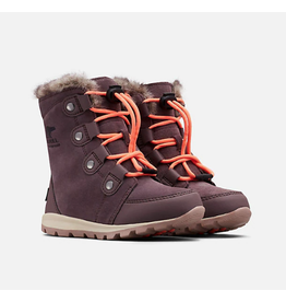 SOREL Childrens Whitney Suede Boot