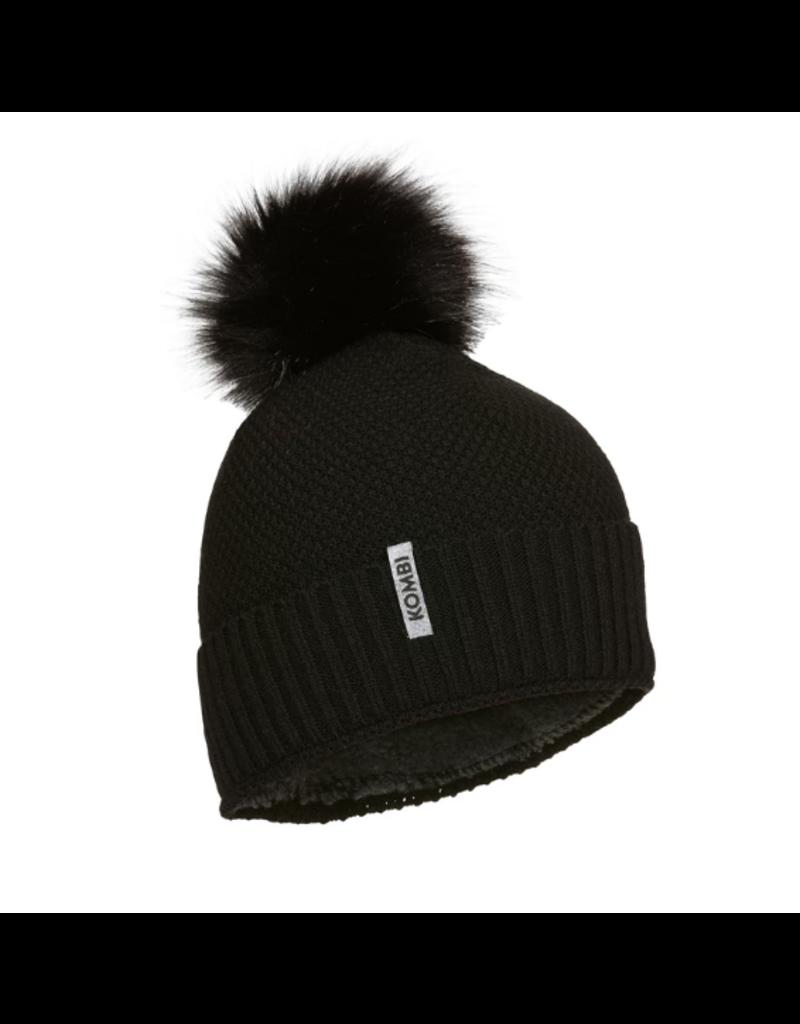 Kombi Stylish Pompom Junior Hat