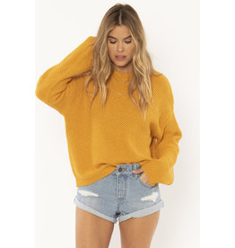 Amuse Society Amalia Sweater