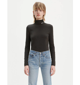 Levis Womens Logo Knit Turtleneck