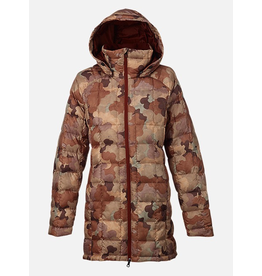 Burton, Womens Long Baker Down Insulator Jacket