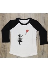 circle Circle Kids Raglan Longsleeve T-Shirt