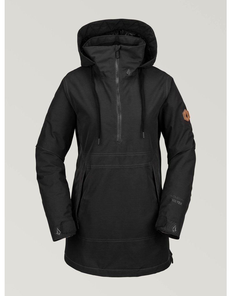 VOLCOM Womens Fern Insulated Gore-Tex Pullover Jacket