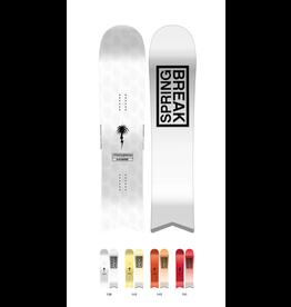 CAPITA Spring Break Slush Slasher Snowboard White 147