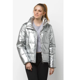 Vans Womens Galactic Spiral Metallic Jacket