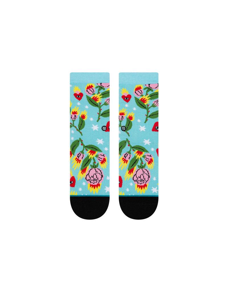 Stance Cavolo Floral Kids Socks