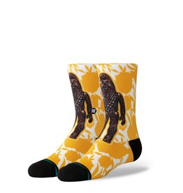 Stance Floral Chewie Kids Socks