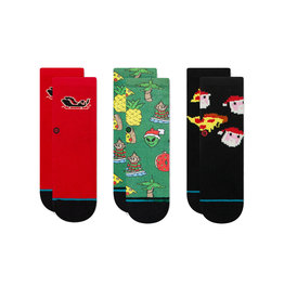 Stance Toddler 3pk Merry Socks