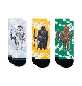 Stance Toddler 3pk Space Floral Socks