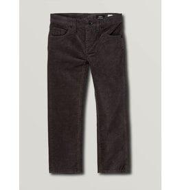 VOLCOM Little Boys Vorta 5 Pocket Cord Slim Fit Jeans