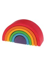 Grimm's Wooden 6pc Rainbow