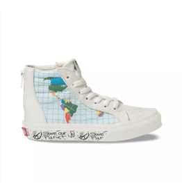 Vans Kids Sk8-Hi Zip x Save Our Planet