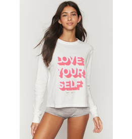 Spiritual Gangster Love Yourself Top