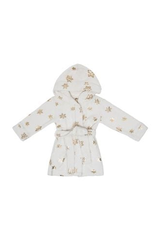 Petit Lem Gold Star Robe