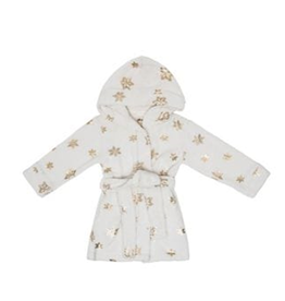 Petit Lem Gold Star Robe
