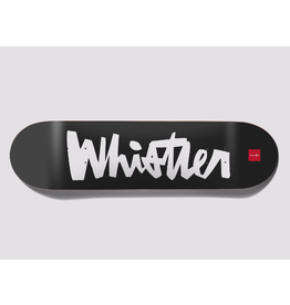 Chocolate Chunk the World Whistler Skateboard Deck
