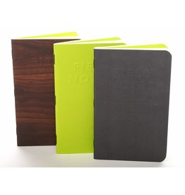 James Field Notes 3pk