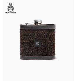 Roark Harris Tweed Haver Flask