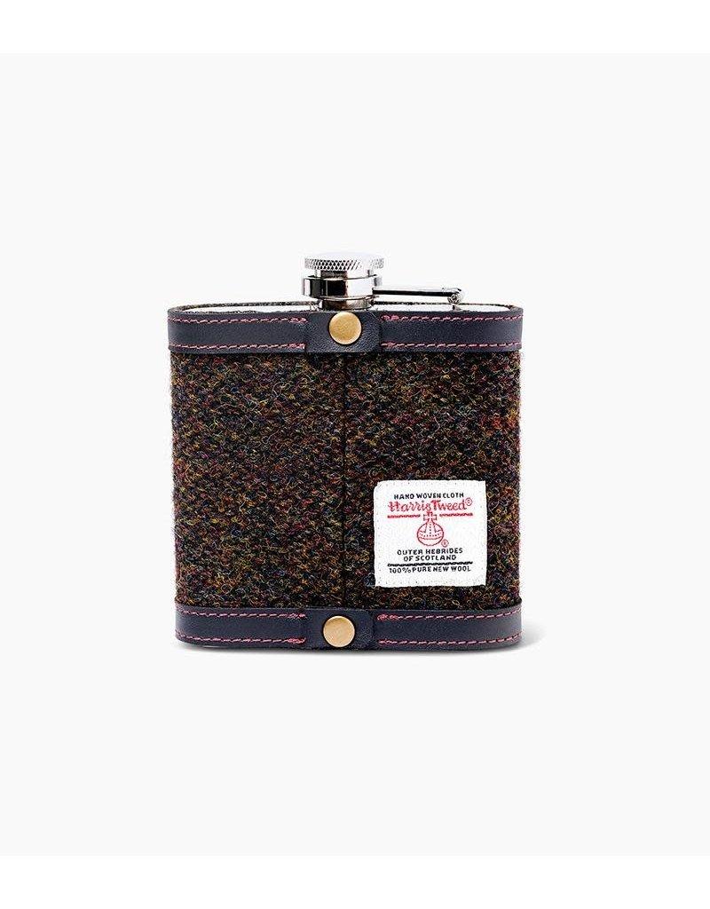 Roark Harris Tweed Haver Flask
