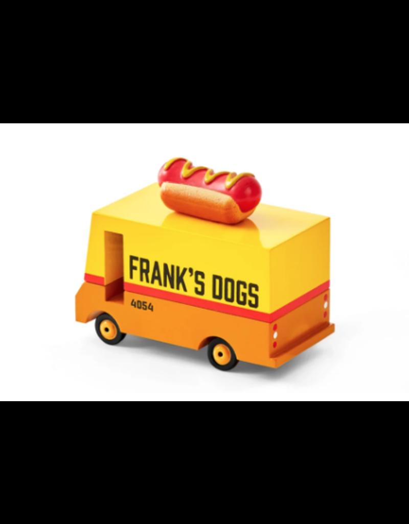 Candylab Candyvan Hot Dog