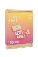 Sunny Life Travel 4 in 1 Games