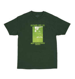 GX1000 Bomb Hills Not Countries Tee