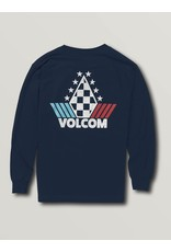 VOLCOM Big Boys Burm Long Sleeve Tee