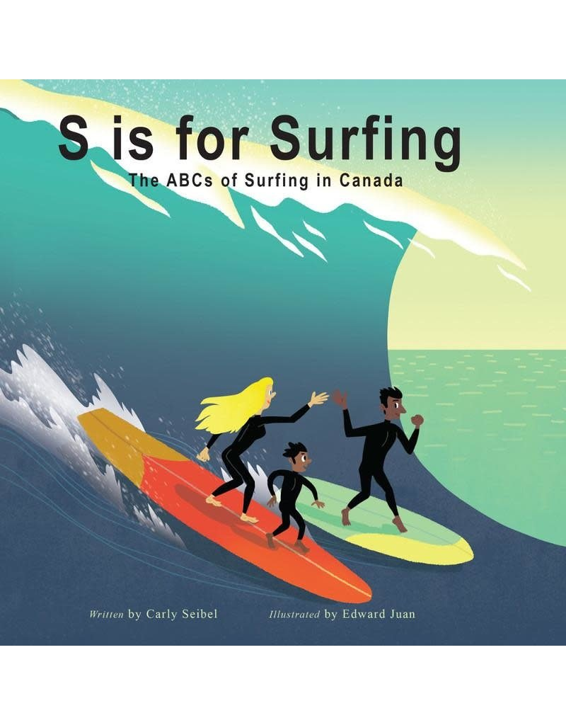 s is for surfing S Is For Surfing