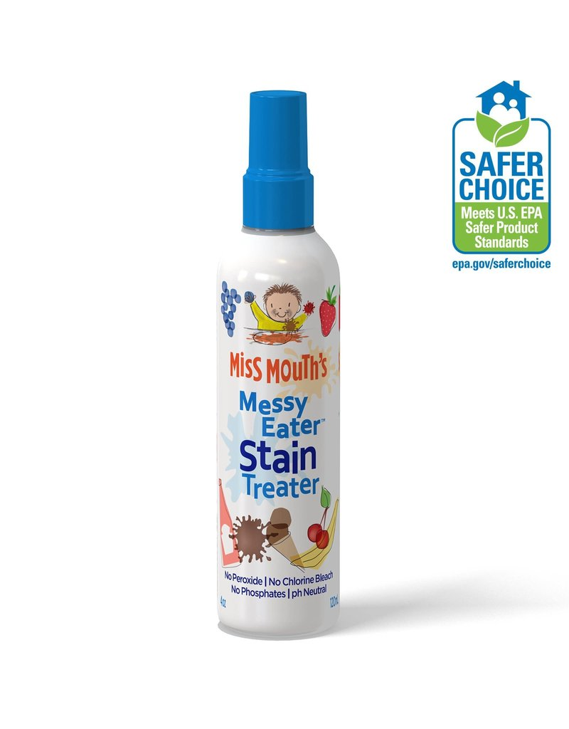 Miss Mouths Messy Eater Stain Treater