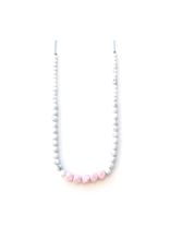 Louloulollipop Silicone Teething Necklace
