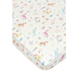 Louloulollipop Fitted Crib Sheets