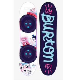 BURTON Chicklet Flat Top Snowboard