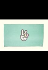 sunbum Peace Sign Beach Towel