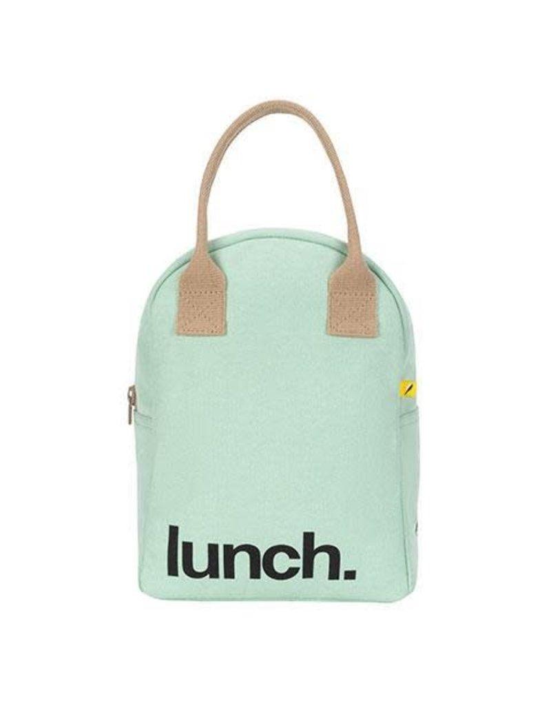 Fluf Zipper Lunch Bag