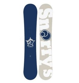Dope Scot Brown Snowboard