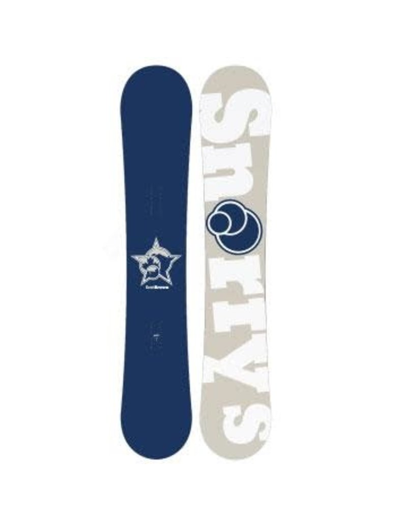 Dope Scot Brown Snowboard