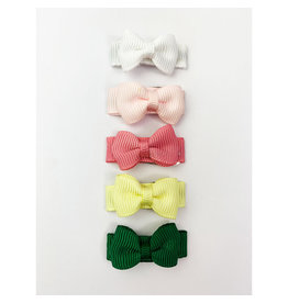 Baby Wisp Small Snap Chic Bows