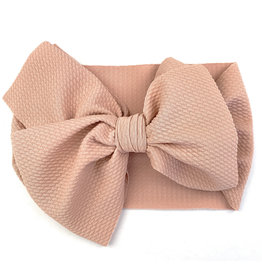 Baby Wisp Giant Lana Bow Headband