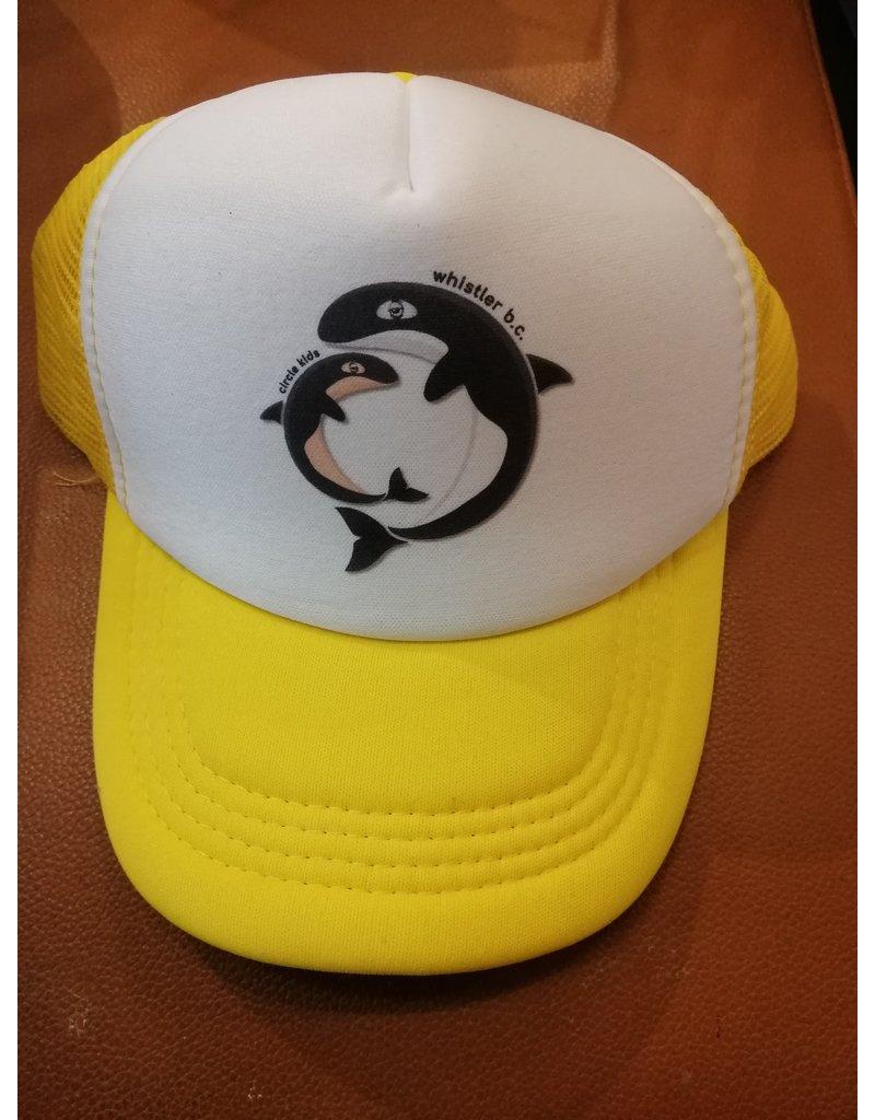 The Circle Circle Kids ORCA Trucker Hat