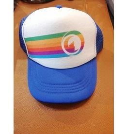 Circle Kids RAINBOW Trucker Hat